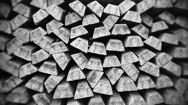 Los metales precisos, como la plata, se están agotando