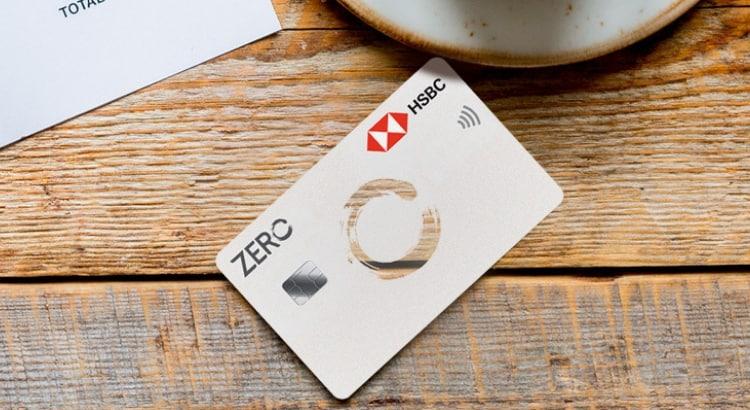 tarjeta zero hsbc